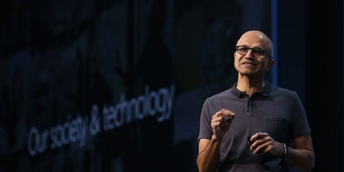Microsoft chairman John Thompson explains why CEO Satya Nadella is poised to win the cloud wars