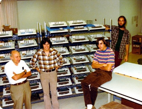 These pictures of Apple's first employees are absolutely wonderful