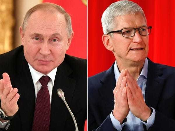 2020 will be the year of Apple's reckoning with Russia - Business Insider