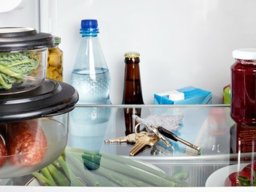 If you've ever accidentally poured milk in the bin or put your keys in the fridge, new research could explain why