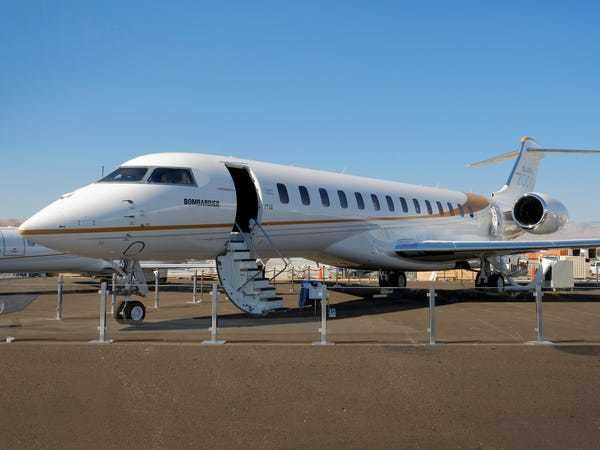 Bombardier debuts Global 7000 private jet: Photos, details - Business Insider
