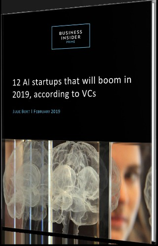 12 AI Startups That Will Boom in 2019, According to VCs | Business Insider Prime