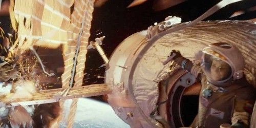 5 Awful Ideas Of What Hollywood Wanted 'Gravity' To Be