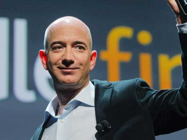 Jeff Bezos explains the perfect way to make risky business decisions - Business Insider