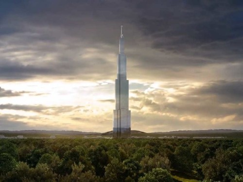 China Is Skeptical About Plans To Build The World's Tallest Building In Just 9 Months