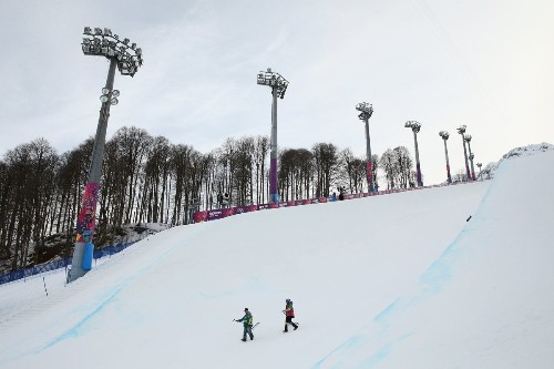 Snowboarders Call Sochi's Halfpipe 'Garbage,' Blast Organizers For Being Too Cheap To Build It Right