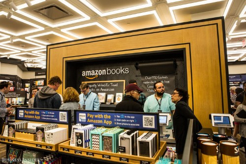 Amazon is running into new problems as it builds more brick-and-mortar stores