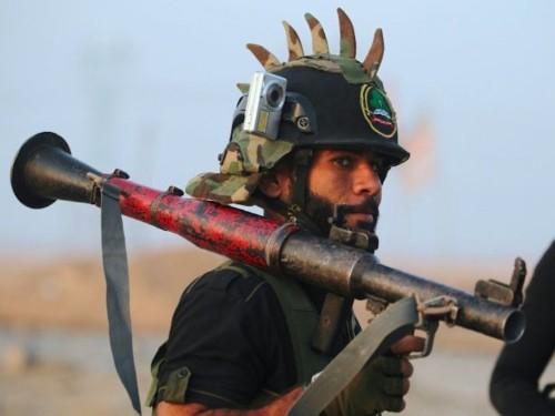 Iraqi fighters are hitting Mosul city limits