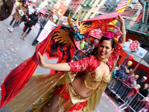 17 Unusual Ways People Around The World Celebrate The New Year