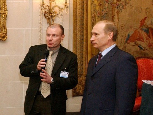 Meet Vladimir Potanin, the richest man in Russia, who made his $22 billion fortune in the nickel industry, has owned at least 3 yachts, and plays ice hockey with Vladimir Putin