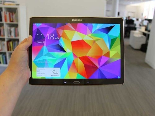 How The iPad Air Compares To Samsung's Best Tablet Yet, The Galaxy Tab S