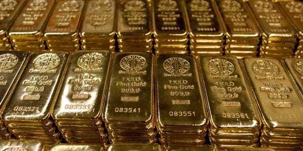 Goldman Sachs sees gold price soaring 9% in 2020 on trade war, politics - Business Insider