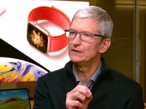 Elizabeth Warren wants to break up Apple over antitrust concerns