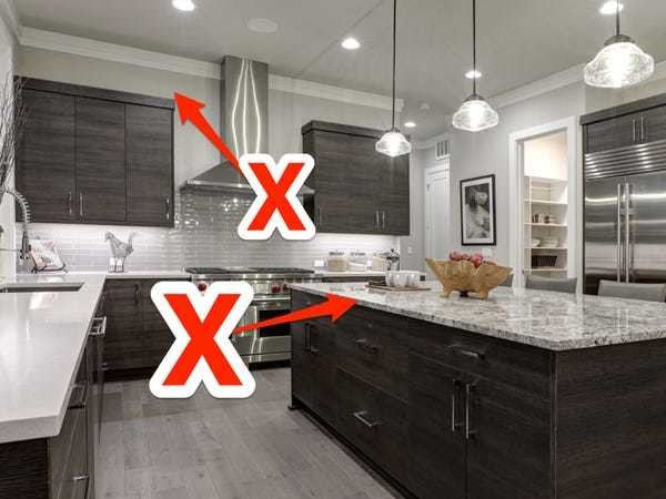 Interior designers reveal the 11 things that will ruin the look of your kitchen - Business Insider