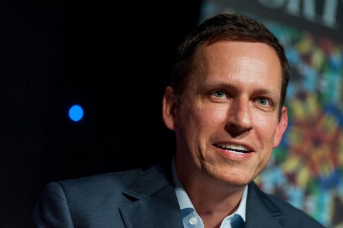 Peter Thiel: Stop Wishing For Luck And Glorifying Failure