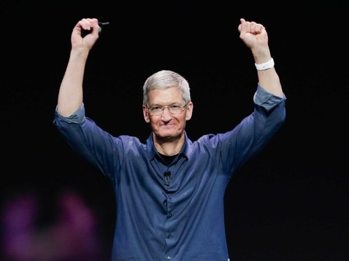 Apple CEO Tim Cook Sent This Inspiring Memo To Employees For The Holidays
