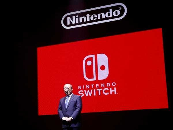 Nintendo's president said the Switch is a console 'with a long lifespan' - Business Insider