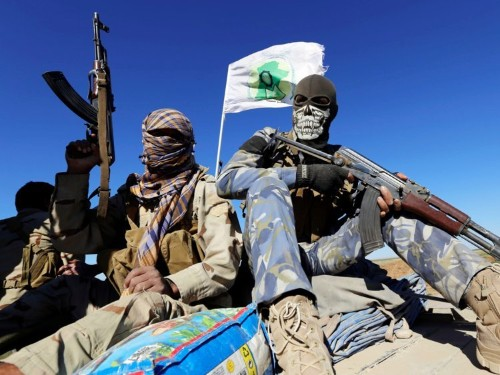 A designated terrorist is leading the effort to defeat ISIS in Iraq