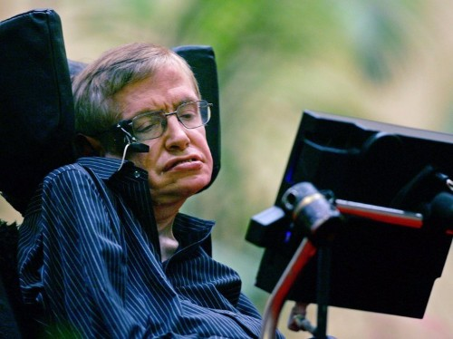 Stephen Hawking warns of an 'intelligence explosion'