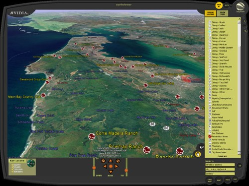 The CIA's EarthViewer was basically the original Google Earth