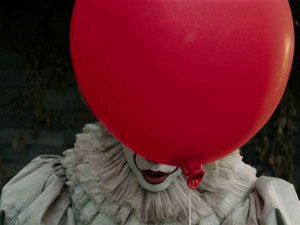 The movie version of Stephen King's 'It' looks like it will haunt your dreams - Business Insider