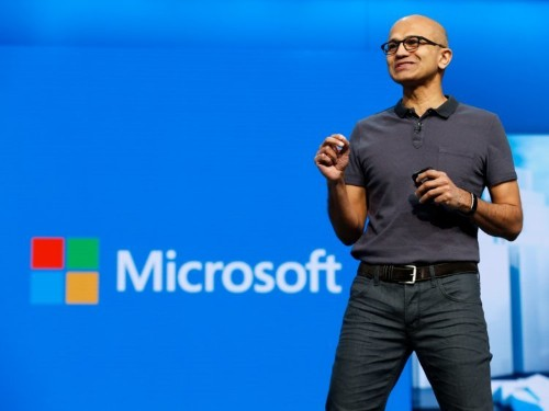 Microsoft has been rated the most environmentally friendly company. Here's what it's doing right.
