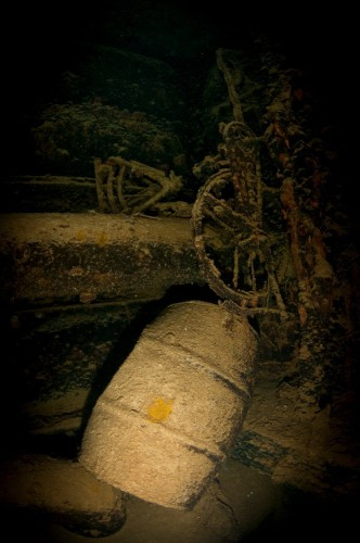 Ghost fleet: Amazing photos of a WWII ship graveyard in Truk Lagoon