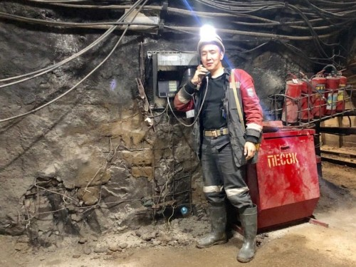 A day in the life of a Russian diamond miner in Siberia