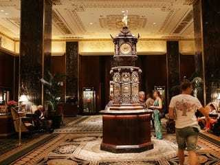 Waldorf Astoria hotel is closing for renovation this month - Business Insider