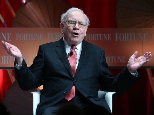 Warren Buffett's annual letter shareholder is dropping on Saturday. Here's what to expect.
