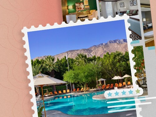 Hotel review: The Riviera Palm Springs - Business Insider