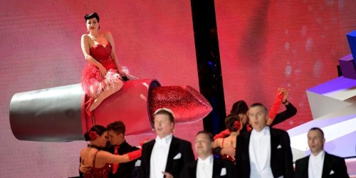 Photos inside Life Ball, opulent fundraiser for HIV/AIDS projects