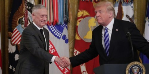 Retired US admiral slams Trump's views of military in opinion column