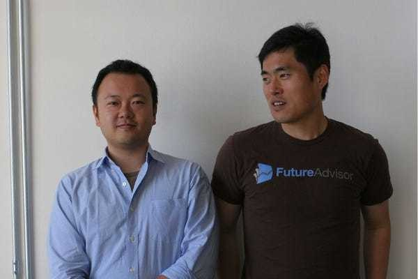 BlackRock's FutureAdvisor CTO Jon Xu interview - Business Insider