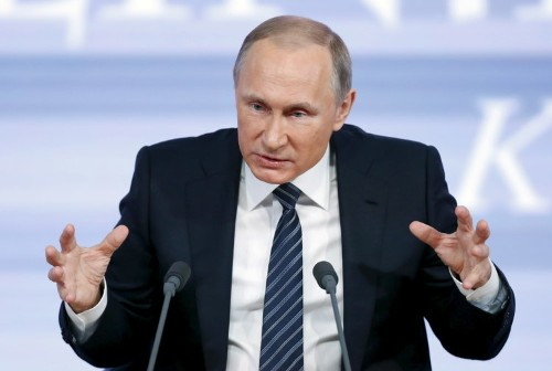 Putin just made a major admission about one of Russia's primary goals in Syria