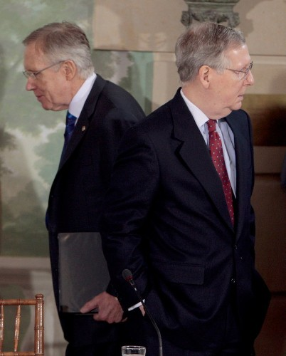 One Of Two Scenarios Will Play Out If Republicans Win The Senate