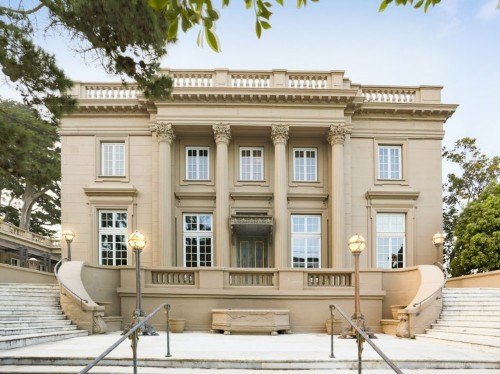 A 'notorious' San Francisco mansion abandoned by a tech exec and once inhabited by a squatter is on the market after a multimillion-dollar renovation. Take a look inside the $30 million 'mini-Versailles'