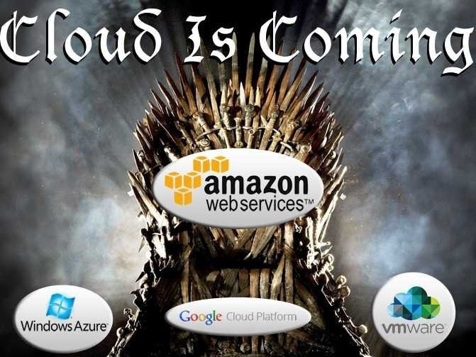 Here's Why Amazon Is Winning The Cloud Game Of Thrones