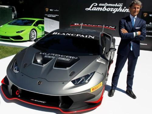 Lamborghini's Huracán supercar just got meaner, lighter and cheaper