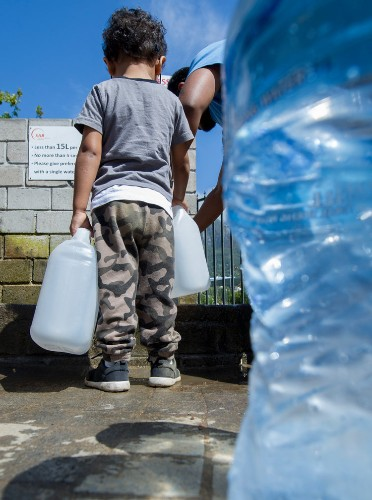 A major South African city is about to run out of water, and officials say it will be the worst disaster since 9/11