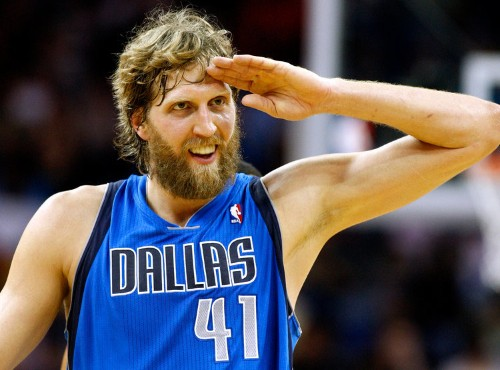 Dirk Nowitzki Finally Shaved His Out Of Control Beard