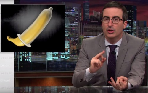 John Oliver points out the deeply troubling inadequacies of sex education in America