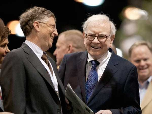 Billionaires' success boils down to 3 simple traits, a new report says - Business Insider