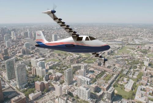 NASA has an ambitious $43 million plan to make electric planes a reality