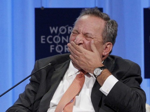 A Really Important Read On Larry Summers