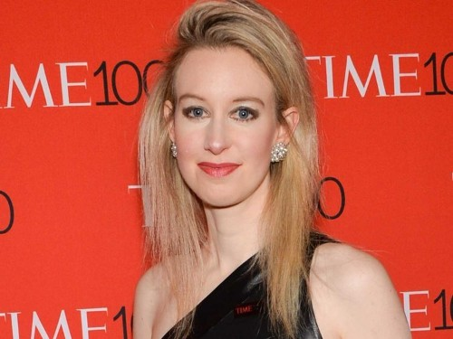 11 timeless lessons from a book that changed billionaire CEO Elizabeth Holmes' life