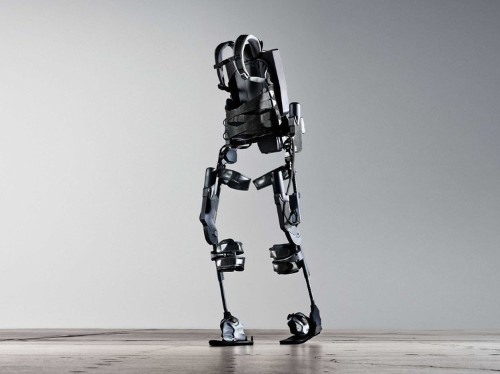This Bionic 'Exoskeleton' Can Give You Superhuman Strength