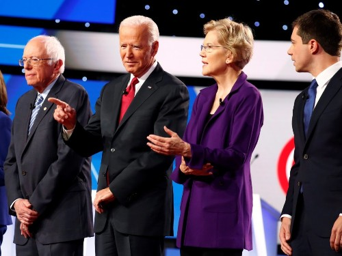 How every 2020 Democratic presidential candidate would treat trade war - Business Insider