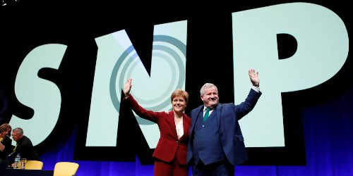 3 things we learned at Nicola Sturgeon's 2019 SNP conference - Business Insider