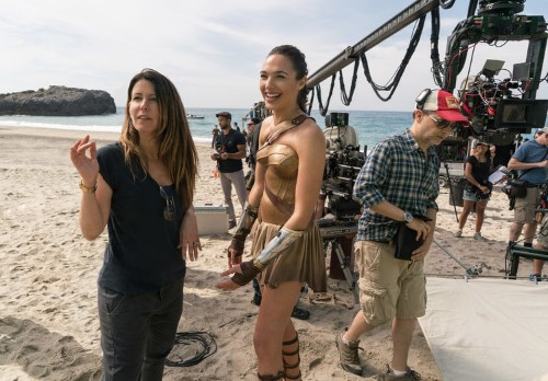 'Wonder Woman' director Patty Jenkins knows fighting for her own equal pay helps other women in Hollywood
